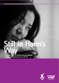 ECPAT UK Still in Harms Way
