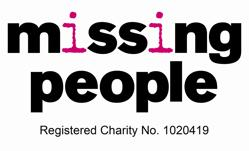 Missing People Stable Futures ECPAT UK supporter