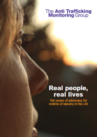 ATMG Real people, real lives report cover
