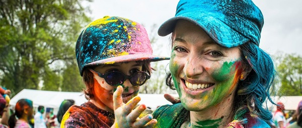 ECPAT UK Colour Run