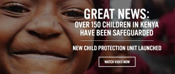 Help stop child slavery in Kenya