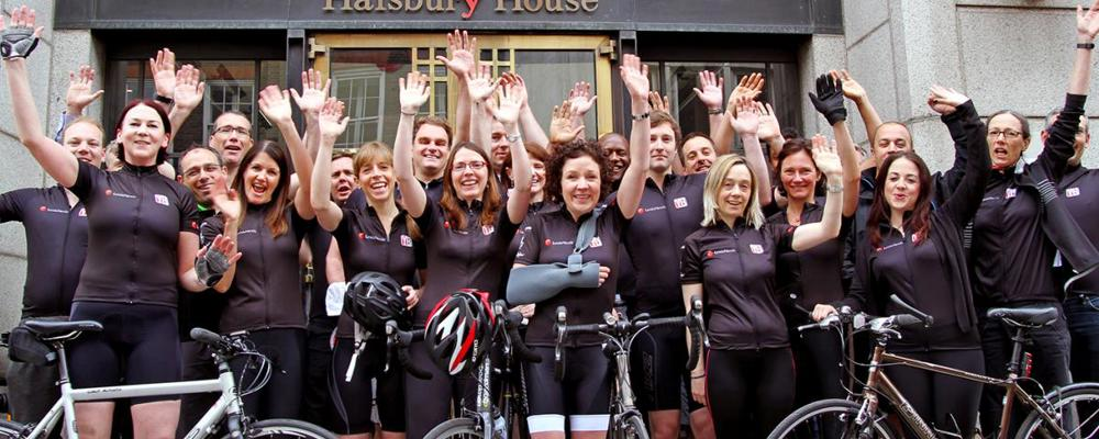 ECPAT UK Charity Cycle