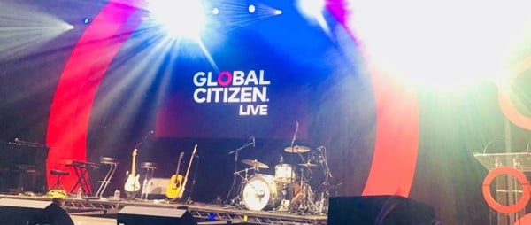 Global Citizen Live ECPAT UK blog