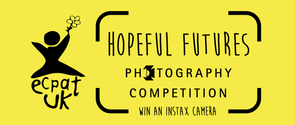 Hopeful futures photography competition: win an Instax camera!
