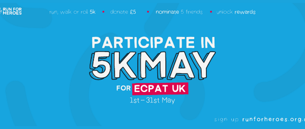 Take part in 5k May!